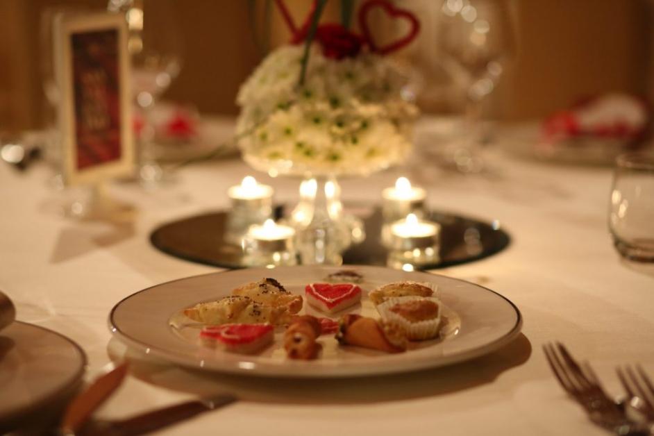 Antipasto di San Valentino - Tenuta Villa dei Fiori