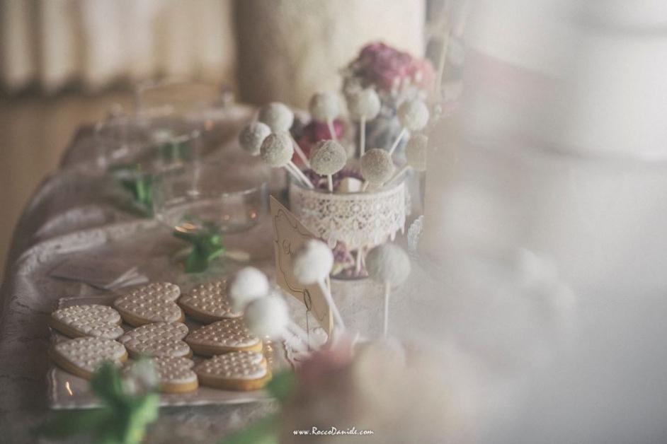 Dolci tonalità pastello - Tenuta Villa dei Fiori